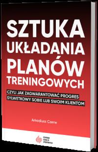 Książka Sztuka Układania Planów Treningowych