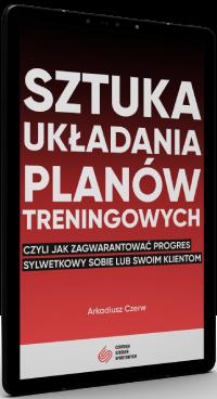 Ebook Sztuka Układania Planów Treningowych